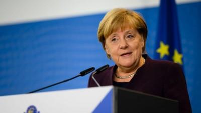Για χριστουγεννιάτικα ψώνια και η Merkel - H Bild δημοσιεύει φωτογραφία ντοκουμέντο