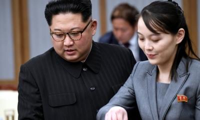 Έξαλλη η αδελφή του Kim Jong un: Στη Νότια Κορέα είναι ηλίθιοι!