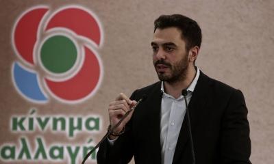 Χριστοδουλάκης (ΚΙΝΑΛ): Η πανδημία καλπάζει – Η κυβέρνηση οφείλει να λάβει μέτρα