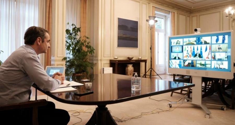Σύνοδος Κορυφής: Έτοιμα πριν το καλοκαίρι τα ψηφιακά πιστοποιητικά εμβολιασμού στην ΕΕ - Έγκριση και από Merkel