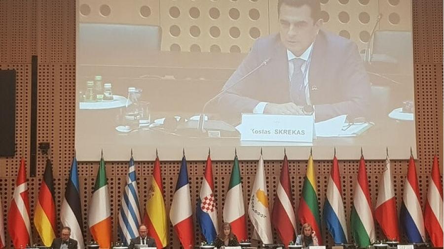Οι αντιδράσεις των Ευρωπαίων ΥΠΕΝ και της Επιτρόπου στην πρόταση Σκρέκα για τον ETS Hedging Mechanism