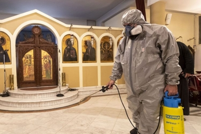 Κορωνοϊός: «Ναι» από τους λοιμωξιολόγους στο άνοιγμα εκκλησιών από τις 24 Ιανουαρίου