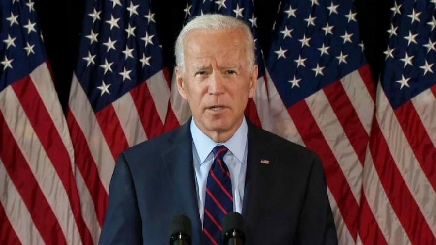 Biden (ΗΠΑ): Περίπου 60 εκατομμύρια Αμερικανοί είναι επιλέξιμοι για την τρίτη δόση