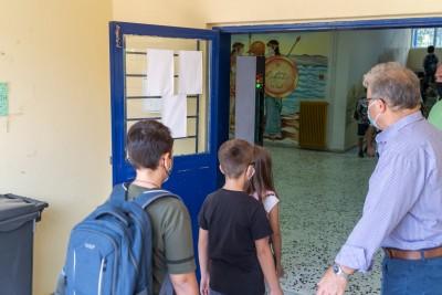 Δήμος Γλυφάδας: Πανέτοιμα τα σχολεία υποδέχθηκαν μαθητές και εκπαιδευτικούς για τη σχολική χρονιά 2020-21