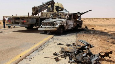 Κοινή έκκληση Γαλλίας, Γερμανίας, Ιταλίας να σταματήσουν οι εχθροπραξίες στη Λιβύη – Αμέσως και χωρίς όρους