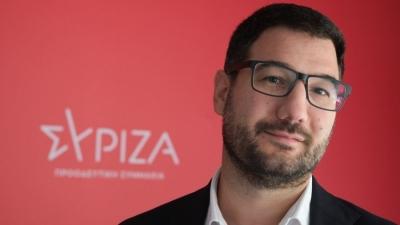 Ηλιόπουλος: Η γκάφα Μιχαηλίδου για τις απολύσεις αποκαλύπτει τους κυβερνητικούς σχεδιασμούς