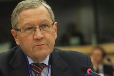 Regling (ESM): Σε εξαιρετικά επίπεδα η ρευστότητα στην Ελλάδα, ενθαρρυντικά τα σημάδια βελτίωσης του τραπεζικού συστήματος