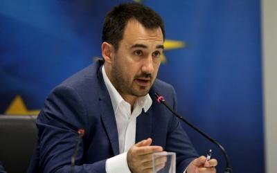 Χαρίτσης: Ο κ. Μητσοτάκης θέλει να επαναδιαπραγματευτεί τη Συμφωνία των Πρεσπών, αλλά δεν έχει σύμμαχο στην Ευρώπη
