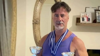 Νεκρός σε τροχαίο μαζί με τον γιο του ο αθλητής χειροπάλης, Γιώργος Ρασσιάς