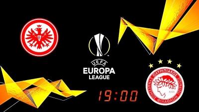 Άιντραχτ Φρανκφούρτης – Ολυμπιακός: Παρακολουθήστε LIVE από το Facebook τις εξελίξεις με το BN Sports! (19:00)