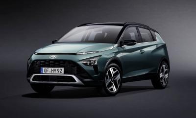 Επίσημο: Το νέο Hyundai Bayon φέρνει την άνοιξη!