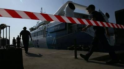 Μηχανική βλάβη στο «Flying Cat 3» - Επιστρέφει στο λιμάνι της Ραφήνας με 57 επιβάτες