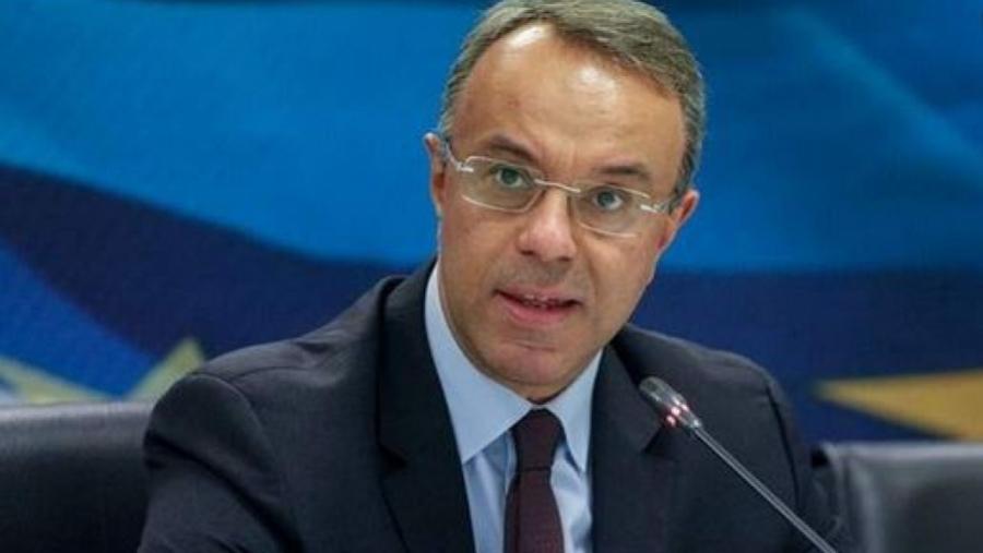 Σταϊκούρας (ΥΠΟΙΚ): Δίχτυ προστασίας με μέτρα 40 δισ. ευρώ την περίοδο 2020-2021