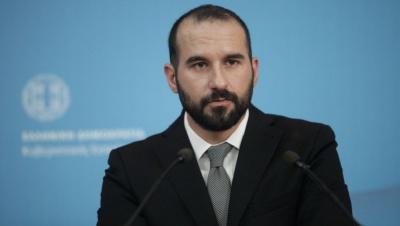 Τζανακόπουλος: Eμβληματική στιγμή για την κυβέρνηση η αύξηση του κατώτατου μισθού τον Γενάρη - Eκλογές στη λήξη της τετραετίας