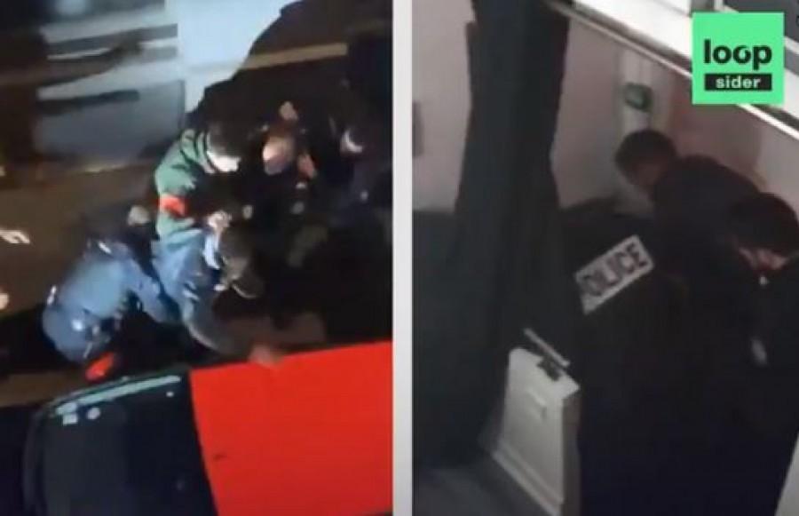 Γαλλία: Ο εισαγγελέας ζήτησε να μείνουν υπό κράτηση οι αστυνομικοί για τη βία στον μουσικό παραγωγό