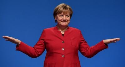 Δημοσκόπηση: Ισχυρό προβάδισμα για το κόμμα της Merkel, με 32%-20% έναντι του SPD