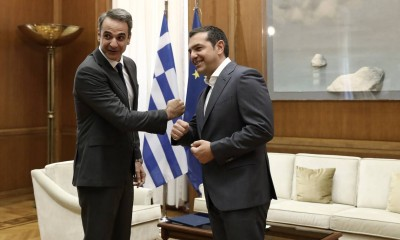 Η επικοινωνιακή μεθόδευση και η κόντρα ΝΔ – ΣΥΡΙΖΑ για την Χρυσή Αυγή προδίδει τις πολιτικές σκοπιμότητες της δικαστικής απόφασης