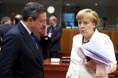 Συνάντηση Merkel - Draghi στο Βερολίνο - Seibert: Εμπιστευτική η συζήτηση