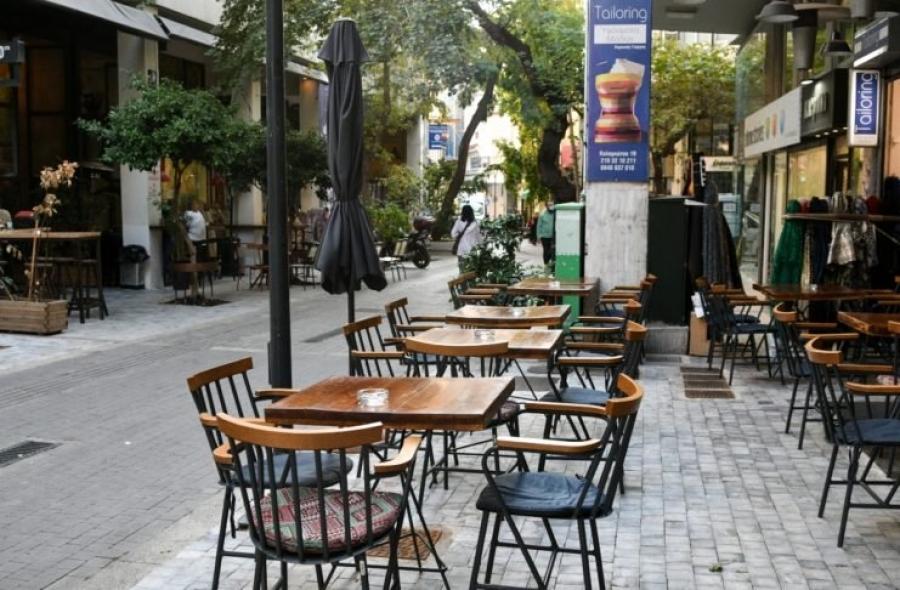 «Λουκέτο» στις 4 από τις 10 επιχειρήσεις εστίασης στην Αθήνα – Τι ζητά ο κλάδος