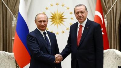 Έτοιμη η συμφωνία χρήσης εθνικών νομισμάτων στις εμπορικές συναλλαγές μεταξύ Ρωσίας – Τουρκίας