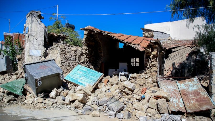 Ποια είναι τα 12 μέτρα στήριξης για τους σεισμόπληκτους της Κρήτης
