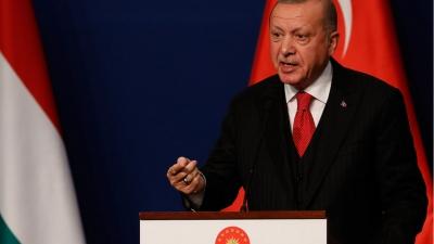Ο Erdogan τεστάρει την ελληνογαλλική συμφωνία - NOTAM για όλο το κεντρικό Αιγαίο, το Oruc Reis στη Μεσόγειο, απειλή για χάραξη ΑΟΖ