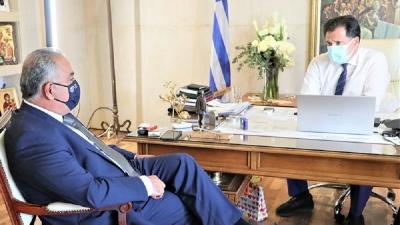 Κατάργηση του τηλεφωνικού ραντεβού στο λιανεμπόριο ζήτησε το ΕΕΑ από Γεωργιάδη