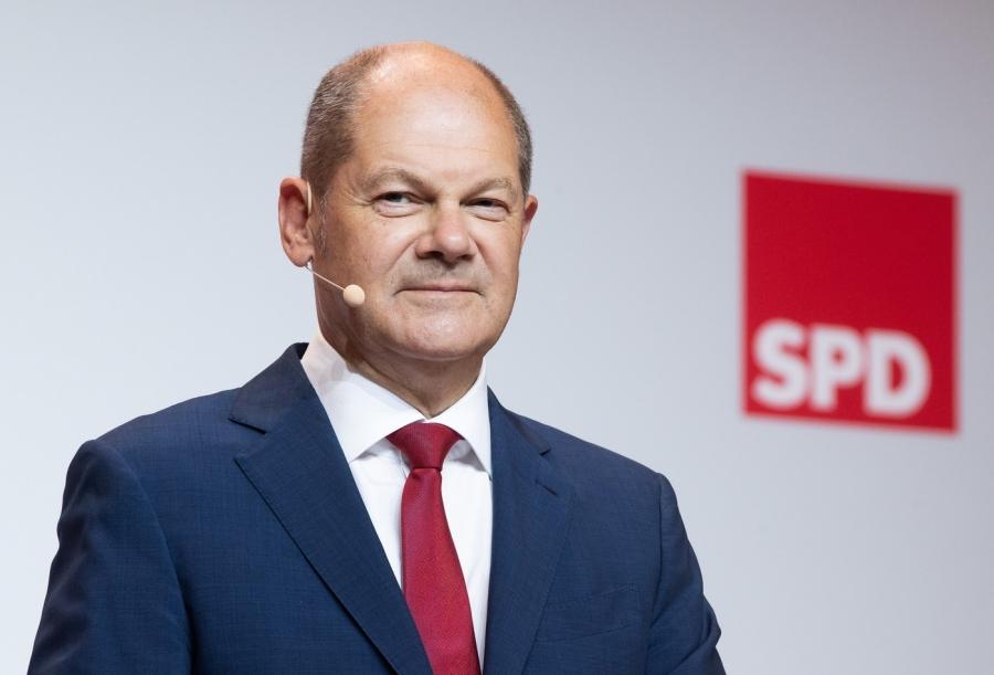 Γερμανία: Και επισήμως υποψήφιος καγκελάριος με το SPD ο Olaf Scholz