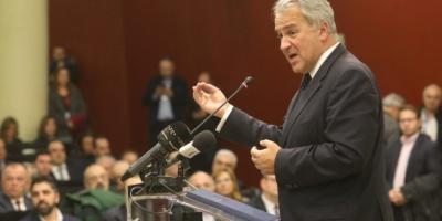 Βορίδης (ΥΠΑΑΤ): Η Ρουμανία παραβιάζει τις αρχές της ΕΕ, απαγορεύοντας τις εξαγωγές λόγω κορωνοϊού