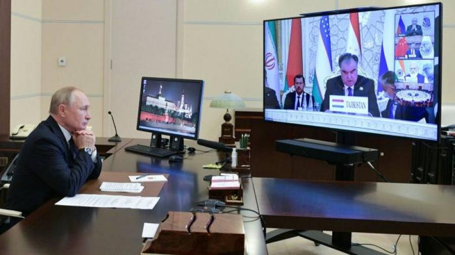 Το Αφγανιστάν καταλύτης για τη συνεργασία Μόσχας και Πεκίνου - Τι συμφώνησαν Putin και Χι