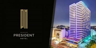 ΓΕΚΕ ΑΕ: Το ξενοδοχείο President δεν πωλείται