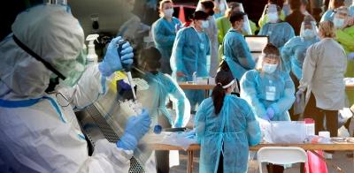 Μεταλλάξεις: 540 νέα κρούσματα της Δ - Πού εντοπίζονται τα παραλλαγμένα στελέχη