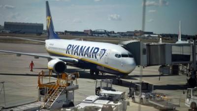 Ryanair: Περιορίζει τα δικαιώματα των Βρετανών μετόχων της λόγω Brexit