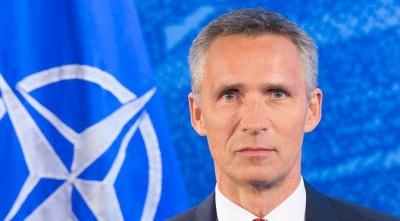 Stoltenberg: Ελπίζουμε ότι η Β. Μακεδονία θα γίνει πλήρες μέλος του ΝΑΤΟ πριν από το τέλος του 2019