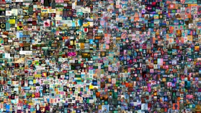 NFT: Ψηφιακό έργο τέχνης με τεχνολογία blockchain πωλήθηκε 69,3 εκατ. δολ. σε δημοπρασία θρίλερ