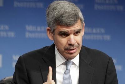 El Erian: Η Fed πρέπει να σταματήσει το πρόγραμμα αγοράς ομολόγων και να αυξήσει τα επιτόκια