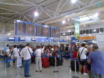 ΥΠΑ: Οι νέες ταξιδιωτικές οδηγίες για τους επιβάτες διεθνών πτήσεων