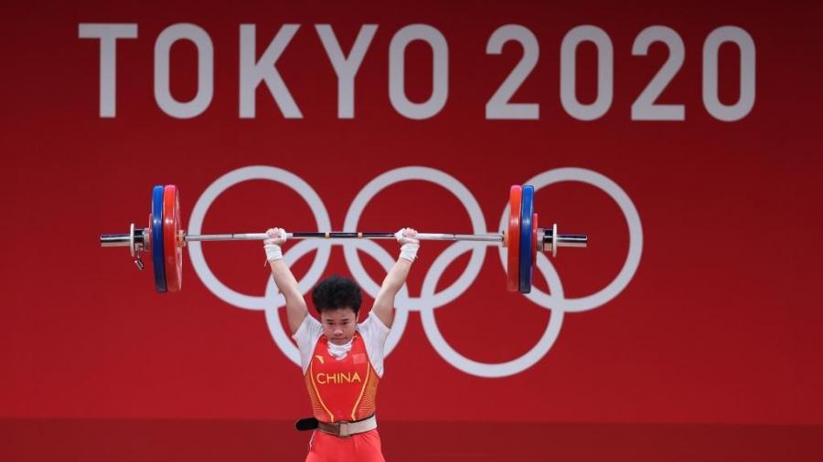 Άρση Βαρών: Χρυσό μετάλλιο και Ολυμπιακό ρεκόρ η Χου!