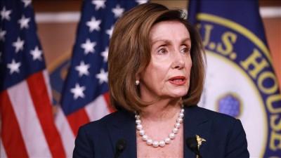 Pelosi: Η εκλογή Biden θα ενισχύσει και την παρουσία των Δημοκρατικών στη Βουλή