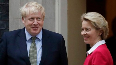 Johnson: Απέχουμε πολύ σε βασικά ζητήματα της εμπορικής συμφωνίας με την ΕΕ