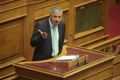 Μανιάτης (ΔΗΣΥ): Καθημερινά η κυβέρνηση καταπατά κάθε λέξη του Συντάγματος για την ανεξαρτησία της Δικαιοσύνης