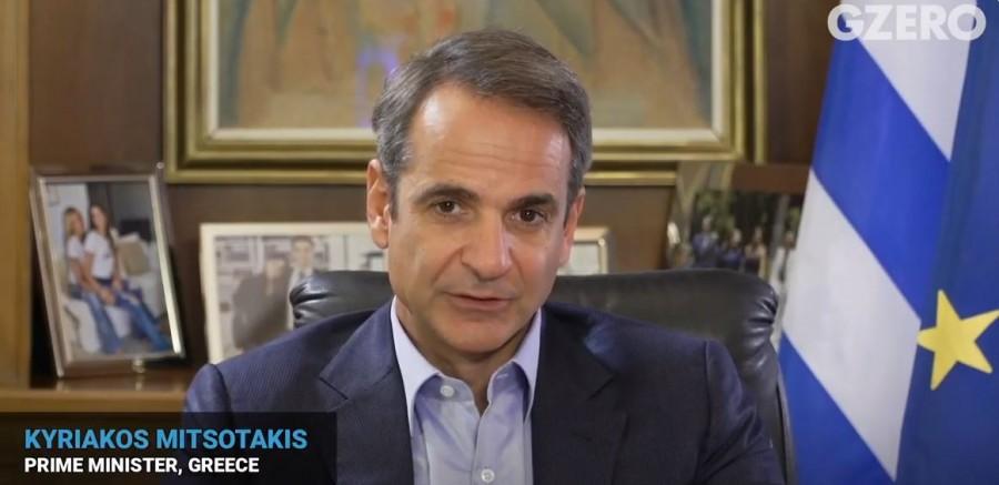 Μητσοτάκης: Οι διαφορές με την Τουρκία για τις θαλάσσιες ζώνες αφορούν όλη την Ευρώπη