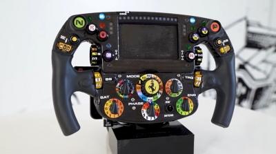 Πώς λειτουργεί το τιμόνι σε ένα μονοθέσιο της Formula 1;