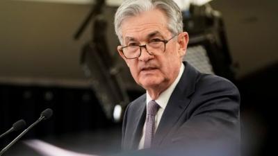 Powell (Fed - ΗΠΑ): Πρωτοφανείς ιστορικά οι συνθήκες στις αλυσίδες εφοδιασμού και την αγορά εργασίας
