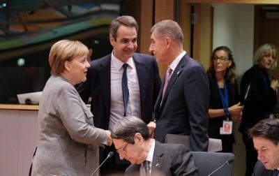 Σκληρές διαπραγματεύσεις στη Σύνοδο Κορυφής για τον προϋπολογισμό της Ε.Ε. - Μητσοτάκης: Ξεκάθαρη η εθνική γραμμή