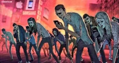 ΗΠΑ (Έρευνα): Το 33% των Αμερικανών έχουν καταντήσει... ζόμπι!