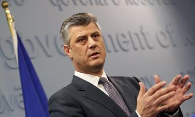 Στη Χάγη ο πρόεδρος του Κοσόβου – Αντιμέτωπος με κατηγορίες για εγκλήματα πολέμου