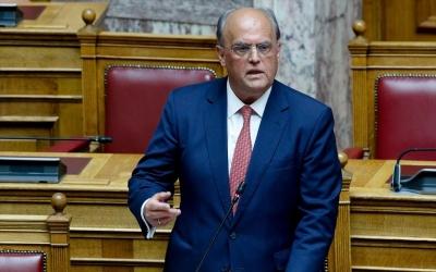 Βουλή: Κόντρα Ζαββού - αντιπολίτευσης για το νομοσχέδιο που παρατείνει τον Ηρακλή και τα NPLs