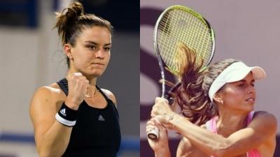 Σάκκαρη - Γραμματικοπούλου: «Αναβιώνουν» ημέρες… 1988 με δύο Ελληνίδες τενίστριες στο κυρίως ταμπλό ενός Grand Slam!