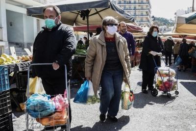 Εμπορικός Σύλλογος Αθηνών: Να μην πωλούνται βιομηχανικά προϊόντα στις λαϊκές
